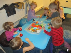 Artusiowe przedszkolaki mają fantastyczne pomysły :-)
