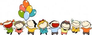 cartoon_cute_kids_vector